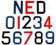 zeilnummers